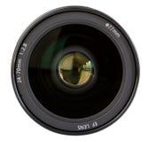 Lente de câmera profissional. Fotografia de Stock Royalty Free