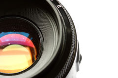 Lente de cámara Fotos de archivo libres de regalías