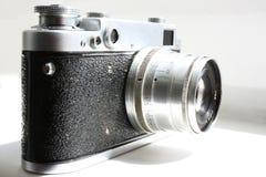 Lente de la membrana vieja de la cámara Foto de archivo libre de regalías