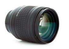 Lente de las cámaras digitales o de zoom de 35m m Foto de archivo libre de regalías