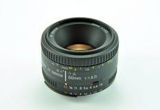 Lente de Nikon Imágenes de archivo libres de regalías