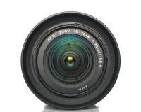 Lente de zoom da câmera imagens de stock royalty free