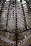 Lente del faro Foto de archivo libre de regalías