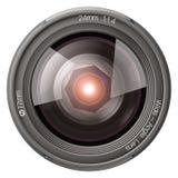 lente delantera de 24m m Fotos de archivo