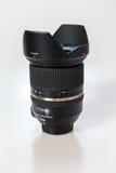 Lente di Tamron 24-70 millimetri Fotografia Stock