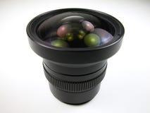Lente granangular Imagenes de archivo
