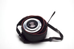 Lente para la cámara digital Foto de archivo libre de regalías