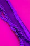 Lentejuelas y cinta Imagen de archivo