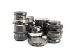 lentes Imagem de Stock Royalty Free