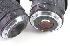 Lentes Foto de Stock Royalty Free