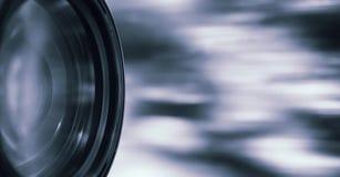 Lentes profissionais e macro da fotografia Imagem de Stock Royalty Free