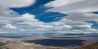 Lenticular cloud Royalty Free Stock Images