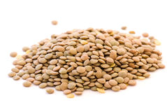 Lentil Royalty Free Stock Image