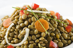 Lentil Royalty Free Stock Photo