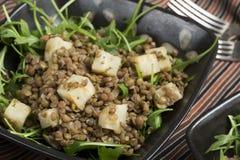 Lentil and Celeriac Stock Photos
