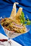 Lentil ceviche Stock Images