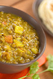 Lentil Curry Stock Photos