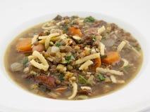 Lentil hot pot Royalty Free Stock Photo