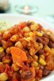 Lentil Hotpot Stock Images