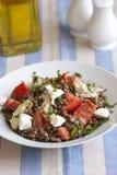 Lentil salad Stock Photos