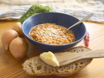 Lentil Soup Royalty Free Stock Photography