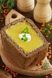 Lentil soup Stock Images