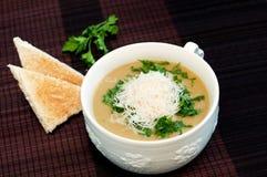 Lentil soup Royalty Free Stock Image