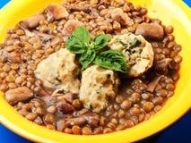 Lentil soup Royalty Free Stock Photography