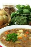 Lentil stew Stock Photos