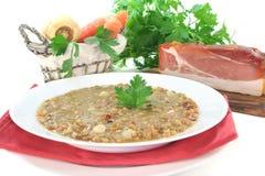 Lentil stew Stock Image