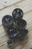 lentille Images stock