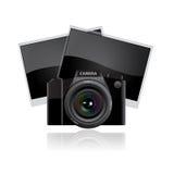 Lentille d'appareil photo numérique illustration libre de droits