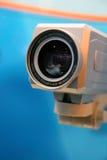 Lentille de caméra vidéo. Photographie stock libre de droits
