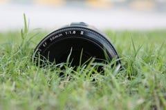 lentille de 50 millimètres Photographie stock