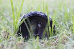 lentille de 50 millimètres Images libres de droits