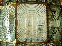 Lentille de phare Image stock