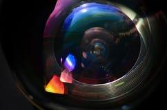 Lentille grande-angulaire Photo libre de droits