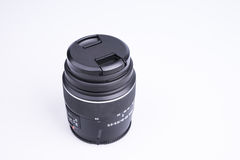 Lentille 18-55mm Images libres de droits