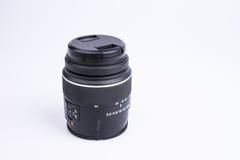 Lentille 18-55mm Photo stock