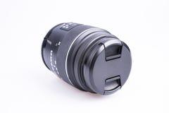 Lentille 18-55mm Photographie stock