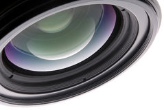 Lentille photographique image stock