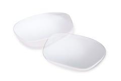 Lentilles de lunettes Photo libre de droits
