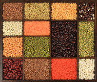 Lentils Stock Photos
