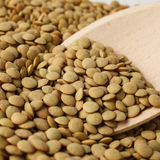 Lentils Royalty Free Stock Photography