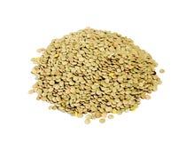 lentils Foto de Stock Royalty Free
