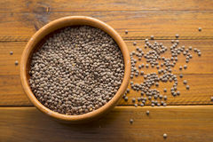 Lentils Royalty Free Stock Photos