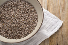 Lentils Royalty Free Stock Photo
