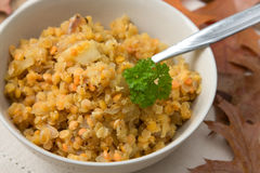 Lentils Dal Royalty Free Stock Photos
