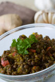 Lentils Hotpot Royalty Free Stock Photo