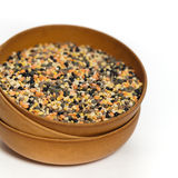 Lentils mix Royalty Free Stock Photography